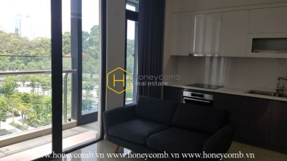 Fully furnished, modern and enchanting apartment for rent in Vinhomes Golden River