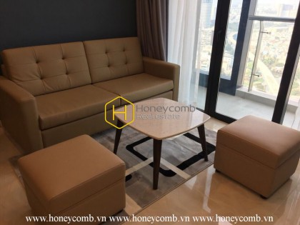 What a marvelous apartment in Vinhomes Golden River ! Ready to welcome new owners !