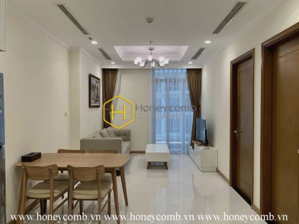 Sophisticated Style with 1 bedroom apartment in Vinhomes Central Park