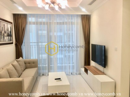 Delicated style with 2 bedrooms apartment in Vinhomes Central Park
