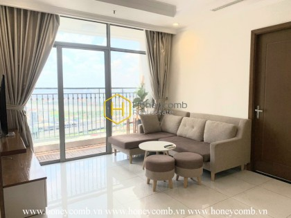 Prestigious location in Vinhomes Central Park – Beautiful apartment for rent now
