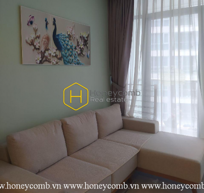 Captivating apartment for rent in Vinhomes Central Park