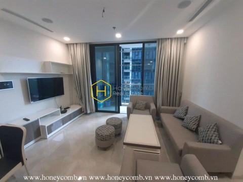 The convenient 2 bedrooms apartment in Vinhomes Golden River