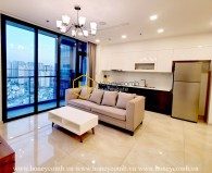 An apartment from Vinhomes Golden River hat make you enchanted deeply