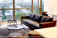 Cho thuê căn hộ 1 phòng ngủ Nassim Thảo Điền