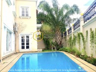 There is nothing perfect than waking up in this youthful furnished villa in District 2