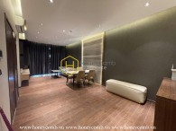 Simple structure and basic interior in D'Edge apartment for rent