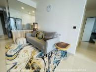 Sự kết hợp tự nhiên giữa kiến trúc thân thiện với môi trường và cách bài trí sinh động trong Q2 Thao Dien căn hộ