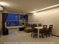 Căn hộ nội thất sang trọng với 3 phòng ngủ tại Thảo Điền Pearl