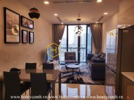 An ideal apartment for rent in Vinhomes Golden River defies all standards of beauty