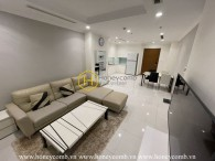 Fantastic! This amazing apartment with modern amenities is for rent at affordable price in Vinhomes Central Park