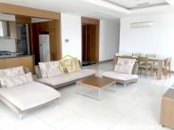Căn hộ 3 phòng ngủ ở XI Riverview cần cho thuê với giá tốt cùng với nội thất đơn giản