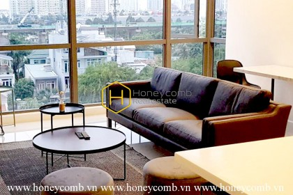 The Nassim Thao Dien 1 bedroom apartment for rent