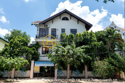 Elevate your mind with the flawless sophistication and beauty in this District 2 villa