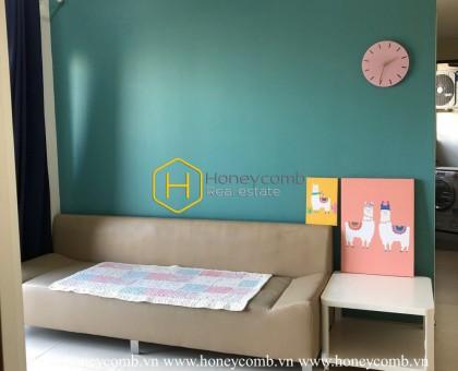 Giá cho thuê tốt với căn hộ 2 phòng ngủ cùng tầm nhìn bể bơi tại Masteri Thảo Điền