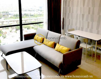 Nassim Thao Dien apartment makes you happy whenever you come back home