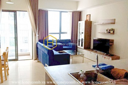 Apartment for rent in Masteri, pool view, high floor