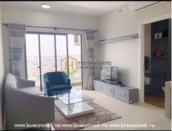 Convenient 2 bedrooms with a beautiful furnished from Masteri Thao Dien