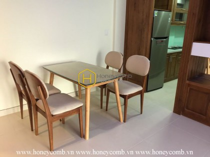 Masteri Thao Dien 2-bedrooms apartment with river view and high floor
