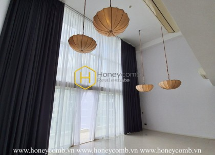 A true gem in the bustle of Saigon: Stunning Penthouse in The Estella for rent