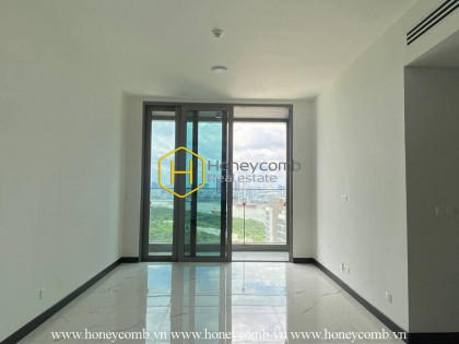 Shiny unfurnished apartment with captivating view is now for rent in Empire City