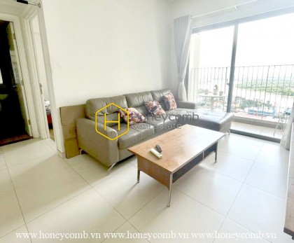 Prestigious location with beatiful view apartment for rent in Masteri Thao Dien