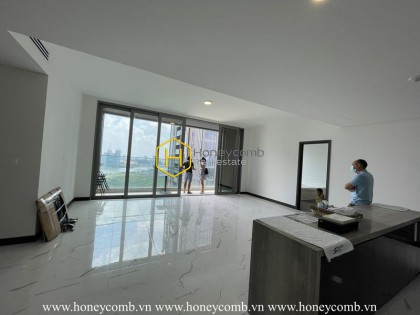 Convey your personality through this furnistured apartment in Empire City