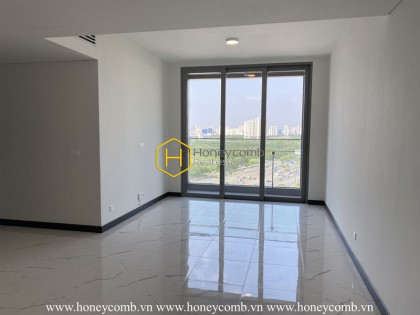 Customize the style that you want with the unfurnished apartment in Empire City