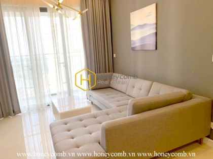 There is nothing perfect than waking up in this youthful furnished apartment in Estella Heights