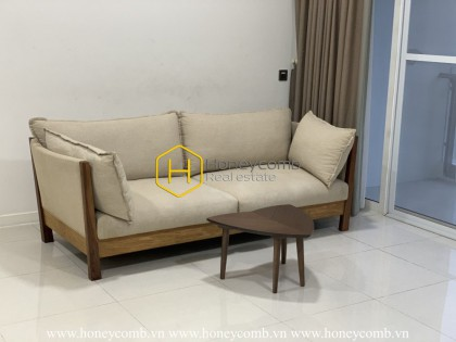 2 bedrooms apartment with low floor in The Estella An Phu for rent
