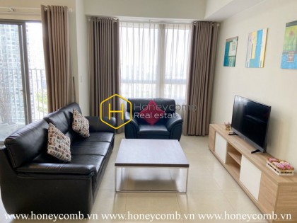 2 bedrooms apartment with furniture new in Masteri Thao Dien