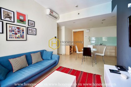 1 bedroom apartment with modern style in Masteri Thao Dien