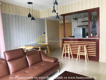 Fantastic park view 2 bedrooms apartment in Masteri Thao Dien