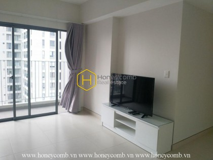 3 beds apartment with full furnished in Masteri Thao Dien for rent