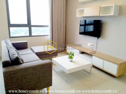Masteri Thao Dien three bedroom apartment with city view