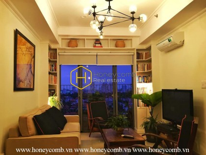You will be surprised by the meticulous and delicate design in the apartment Masteri Thao Dien