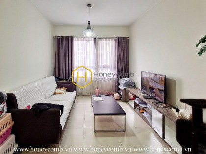 This tranquil apartment in Masteri Thao Dien will satisfy your family