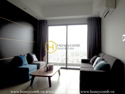 New furniture - Apartment for rent in Masteri Thao Dien with two bedroom