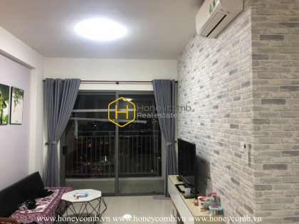 Feel the convenience in this simplified design apartment for rent in The Sun Avenue