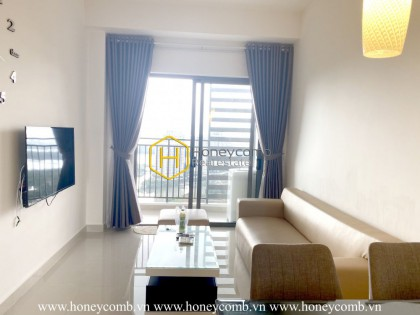 You will be surprised by the meticulous and delicate design in the apartment The Sun Avenue