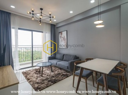 Chic and exclusive apartment for rent in The Sun Avenue