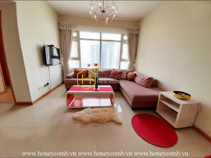 The 2 bed-apartment with close to nature in design at Saigon Pearl