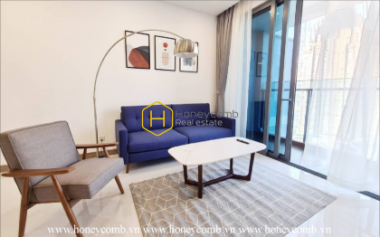 Highly elegant living space and riverside view in Sunwah Pearl apartment