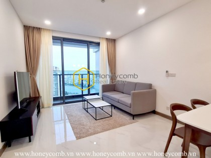 Sunwah Pearl apartment – Style and quality as a real palace
