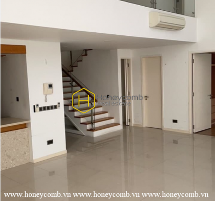 Friendly designed apartment Penthouse in The Estella An Phu for rent