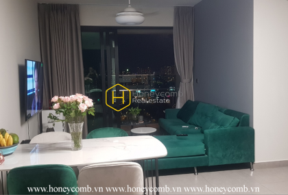 Owning a view worth billions of dollars in Feliz En Vista apartment