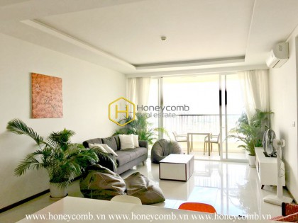 Lovely decor with fashionating style in this superior Thao Dien Pearl apartment for rent
