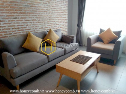 Beautiful floral decorated 3-beds apartment in Tropic Garden for rent