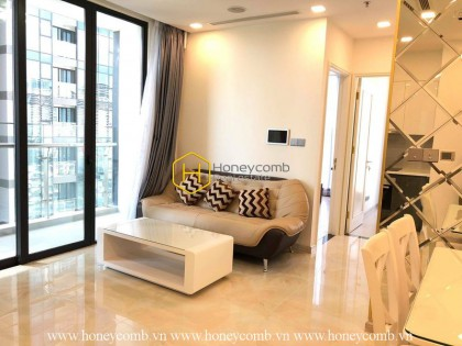 No more hesitation with our first-class apartment for rent in Vinhomes Golden River