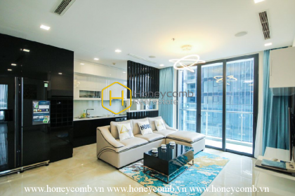 High-end apartments in Vinhomes Golden River make thousands of people fall in love with